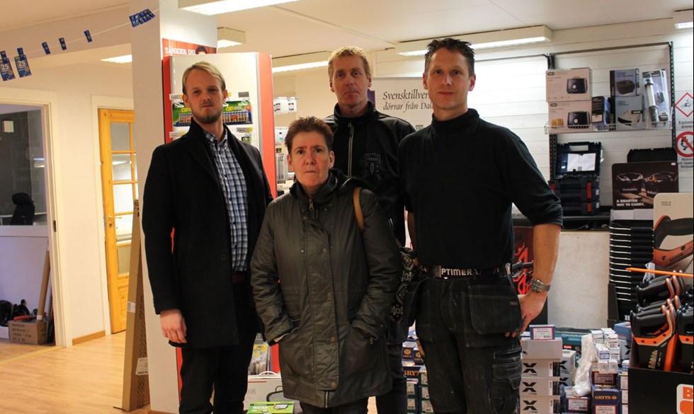 Mtesplats fr generationer invigd i Frgelanda - Hem & Hyra