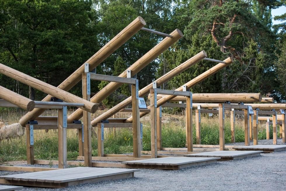 Utegym kommer byggas i Hgster - Frgelanda kommun